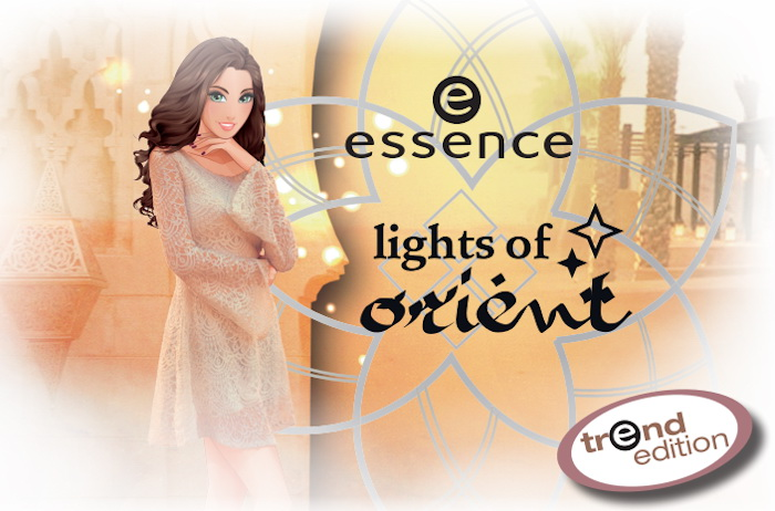 Летняя коллекция макияжа Essence Lights of Orient Makeup Collection Summer 2016